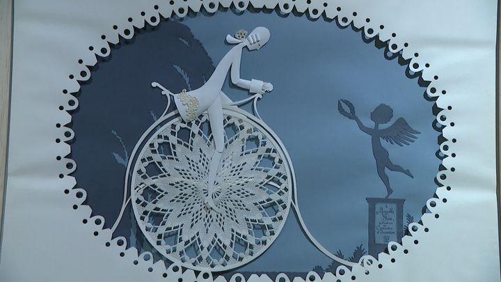 """Exposition """"Michel Ocelot, l'artificier de l'imaginaire"""" (France 3 Alpes)"""