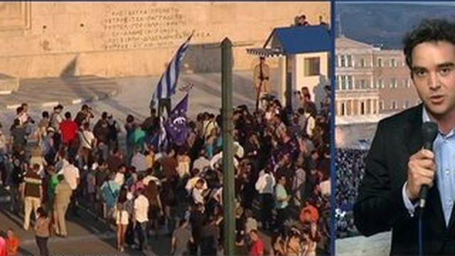 En Grèce, le temps presse