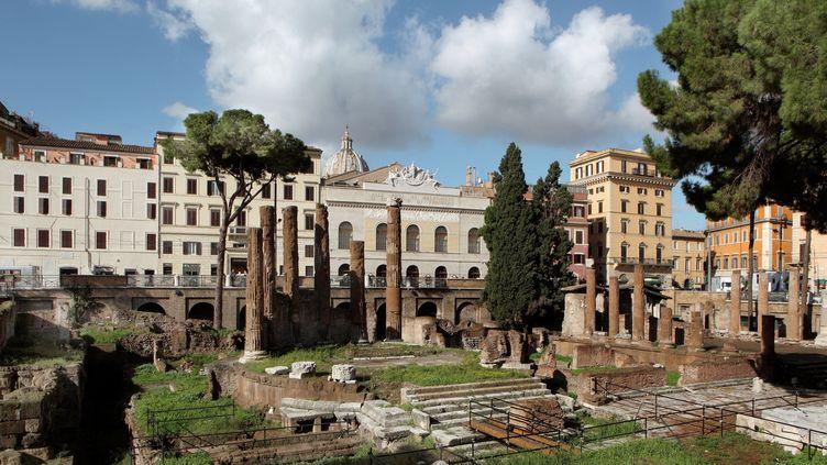"""""""Aera Sacra"""", Rome, le 31 décembre 2020 (MANUEL COHEN / MANUEL COHEN)"""