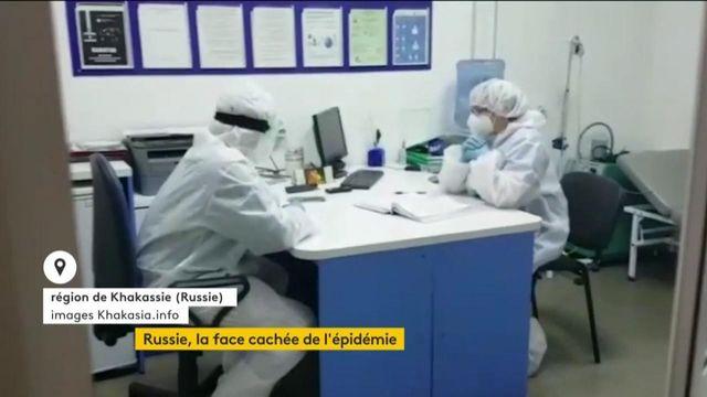 Coronavirus : la Russie peine à contenir la pandémie