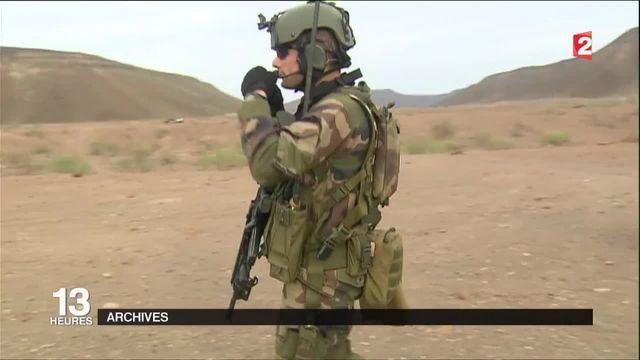 Trois militaires français tués lors d'une mission en Libye
