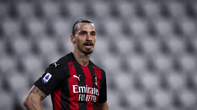 Zlatan Ibrahimovic (AC Milan) (MATTEO BOTTANELLI / NURPHOTO)