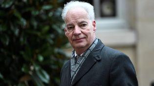 Parmi les signataires, Alain Grisetprésident de l'Union des entreprises de proximité. Février 2020. (STEPHANE DE SAKUTIN / AFP)