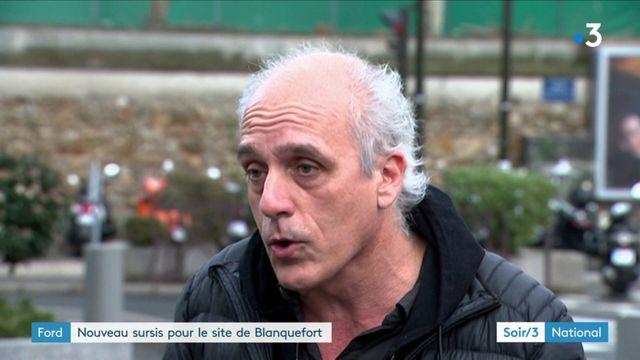 Gironde : nouveau sursis pour l'usine Ford de Blanquefort