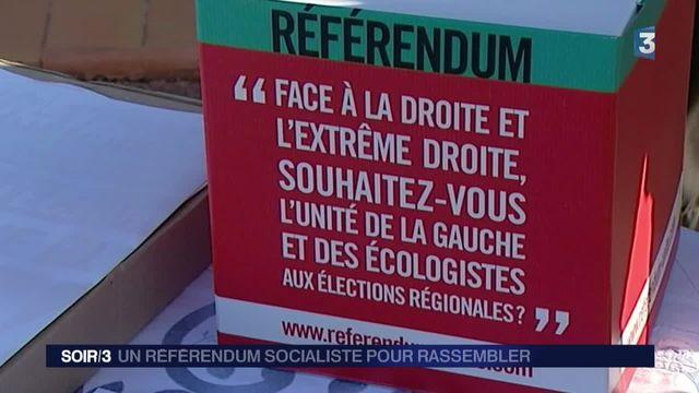 Le référendum du PS laisse de marbre les autres partis