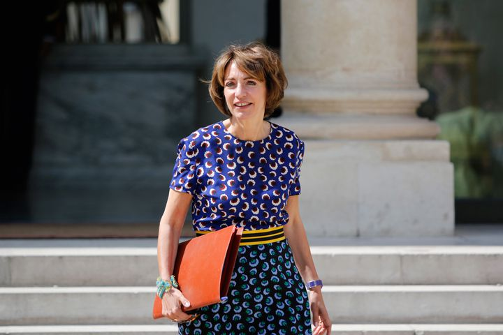 La ministre des Affaires sociales, Marisol Touraine, le 15 juillet 2015 à l'Elysée. (YANN BOHAC / CITIZENSIDE.COM / AFP)