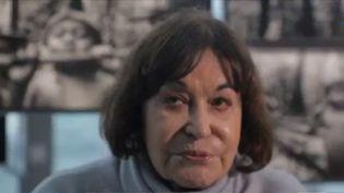 Claudia Andujar fait découvrir le quotidien des Indiens Yanomami grâce à une exposition à la Fondation Cartier. (FRANCE 3)