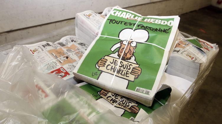 (Dans un centre de distribution, à Nantes © MaxPPP)