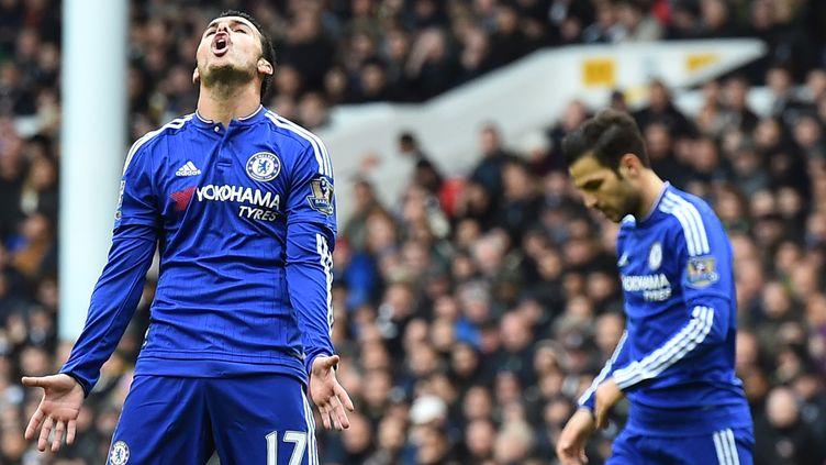Les Blues n'avancent pas.. (BEN STANSALL / AFP)