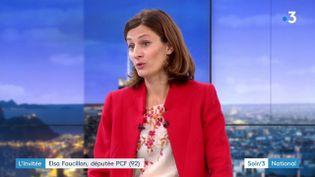 Elsa Faucillon (PCF) (France 3)