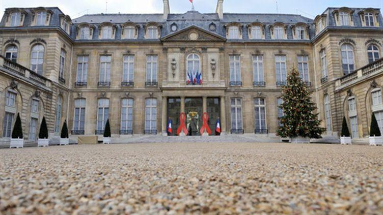 Cour de l'Elysée (archives) (AFP. E.Feferberg)