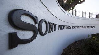 L'entrée des studios Sony Pictures à Culver City (Californie, Etats-Unis), le 19 décembre 2014. (MARIO ANZUONI / REUTERS)