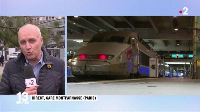 SNCF : des perturbations dès lundi