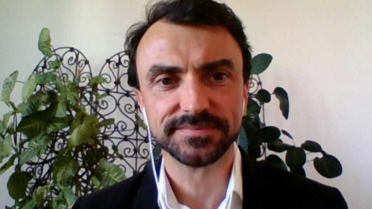 """""""La transition écologique est la meilleure alliée de l'économie"""" : Grégory Doucet était l'invité des 4 Vérités (FRANCE 2)"""