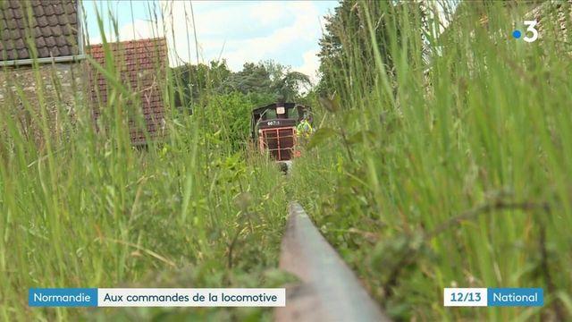 Normandie : des stages pour apprendre à conduire une locomotive des années 1970