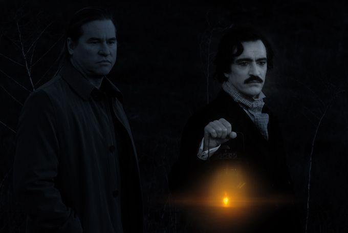 """Val Kilmer et Ben Chaplin dans """"Twixt"""" de Francis Ford Coppola  (Pathé Distribution)"""