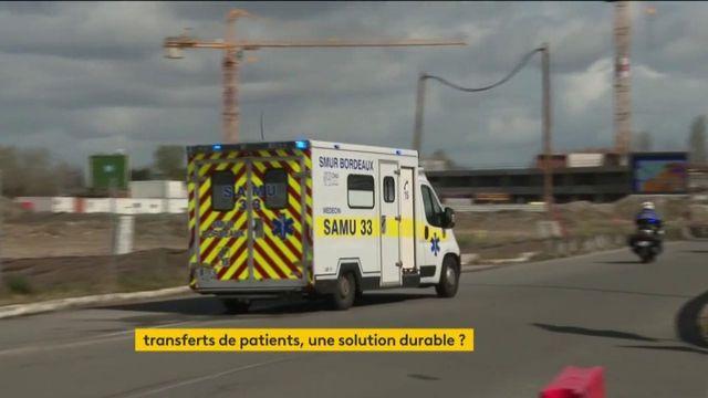 Ile-de-France : les transferts de malades du Covid-19 suffiront-ils à éviter un confinement ?