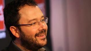Le dessinateur et réalisateur Riad Sattouf (17 septembre 2014)  (Alexis Christiaen / La Voix du Nord / PHOTOPQR / MAXPPP)
