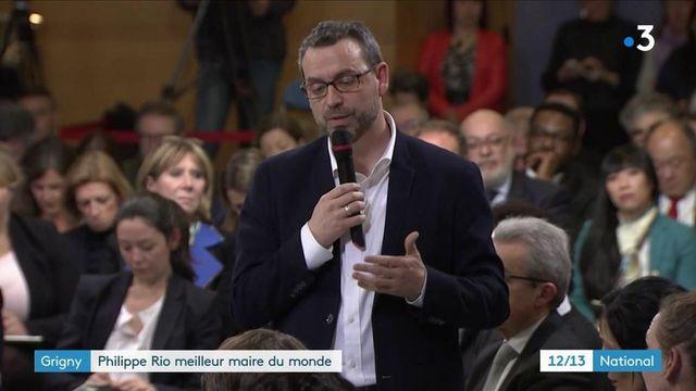 Essonne : Philippe Rio, maire communiste de Grigny, désigné comme le meilleur maire du monde