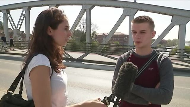 6MEDIA  L'UE vue de la frontière franco belge Lisa Commines