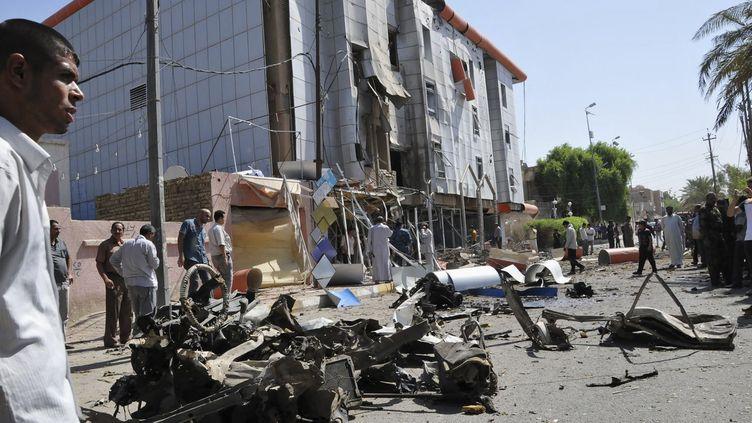 (REUTERS/STRINGER Iraq Reuters)