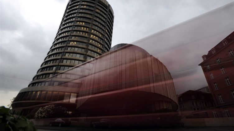 La Banque des Règlements Internationaux à Bâle (Suisse) (AFP/SEBASTIEN BOZON)