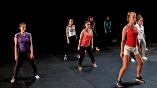 """Dernières répétitions avant la journée """"Une ville qui danse"""" préparée par des danseurs amateurs et professionnels  (France 3 / Culturebox)"""