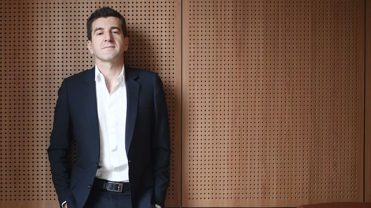 Matthieu Pigasse, banquier et patron de presse  (CDELAHAYE/FSMADJA/SIPA)