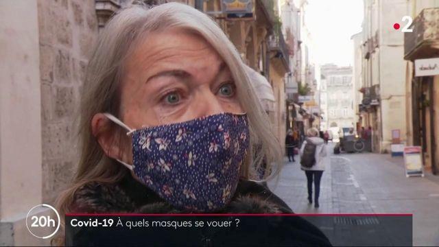 Covid-19 : quels masques pour se protéger efficacement contre le virus et ses variants ?