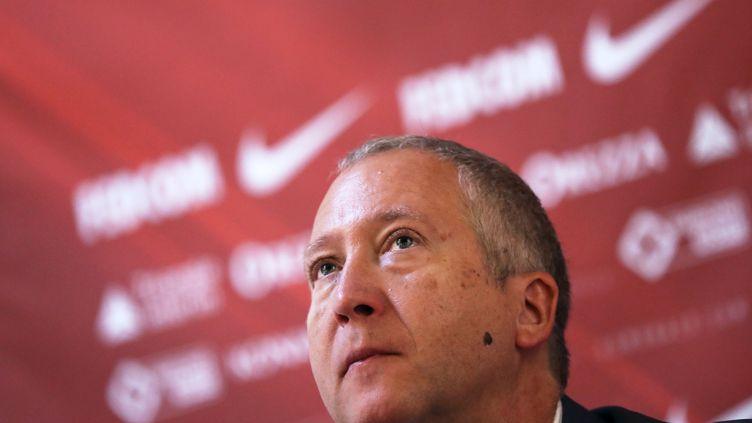 Le vice-président de Monaco Vadim Vasilyev (VALERY HACHE / AFP)