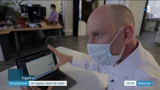 Smartphone : Un espion dans la main