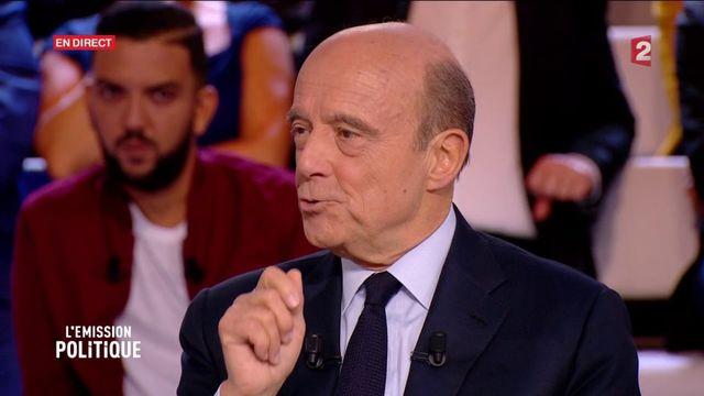 """""""L'Emission politique"""" : S'il est battu, Juppé soutiendra Sarkozy, """"si les primaires sont honnêtes'"""""""