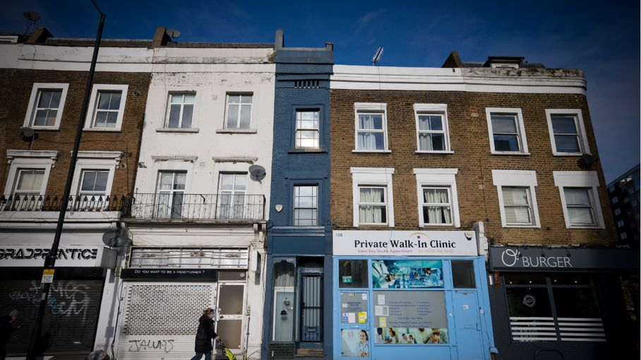 Royaume-Uni : la maison la plus étroite de Londres est à vendre... pour plus d'un million d'euros