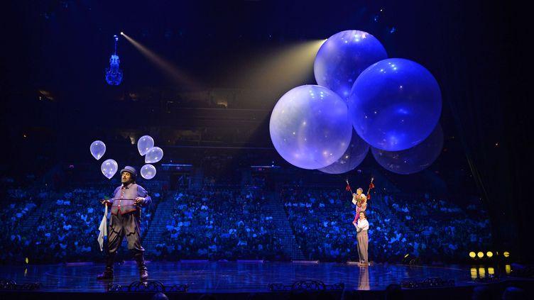 Cirque du Soleil -Corteoau The BB&T Center, Sunrise, USA - 24 Juillet 2019 (LARRY MARANO/REX/SIPA / SHUTTERSTOCK)
