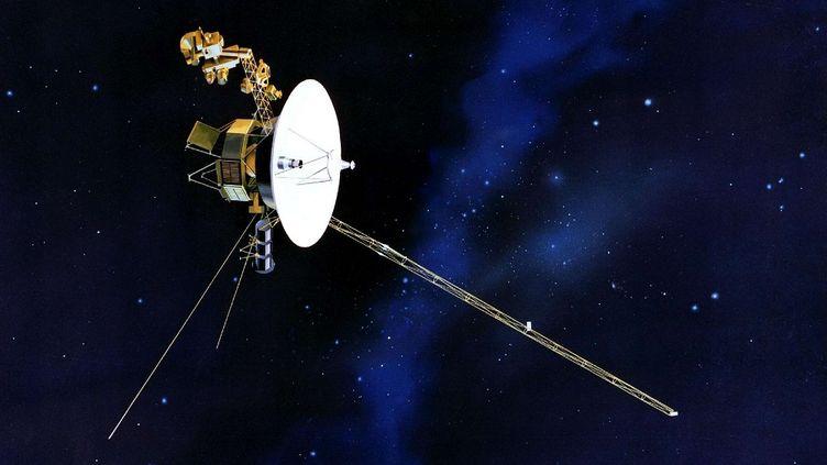 La sonde spatiale Voyager, lancée en 1977, est désormais située à 18 milliards de kilomètres du Soleil. (AP / SIPA)
