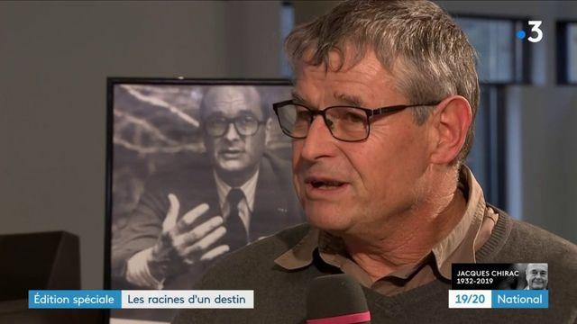 Mort de Jacques Chirac : quand le président s'invitait chez le maire de Sarran