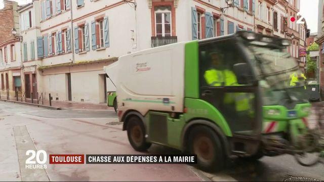 Toulouse : chasse aux dépenses à la mairie