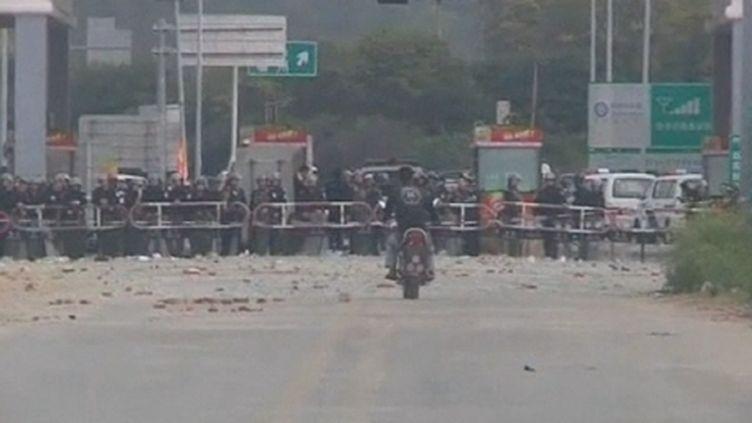 Province de Guangdong (Chine) (Reuters)