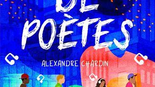 """""""Bande de poètes"""", de A. Chardin (CASTERMAN)"""
