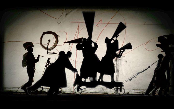 "William Kentridge, ""The Refusal of Time"", 2010, extrait vidéo (Photo © William Kentridge / Courtesy de l'artiste et Marian Goodman Gallery, New York / Paris)"
