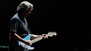 Eric Clapton en concert au Royal Albert Hall de Londres en 2011  (Rex Features/REX/SIPA)