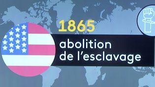 Abolition de l'esclavage : une commémoration et des demandes de réparation (FRANCEINFO)