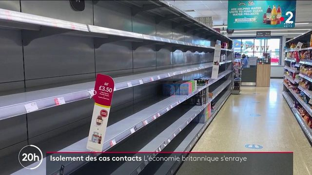 en manque de bras, l'économie britannique s'enraye