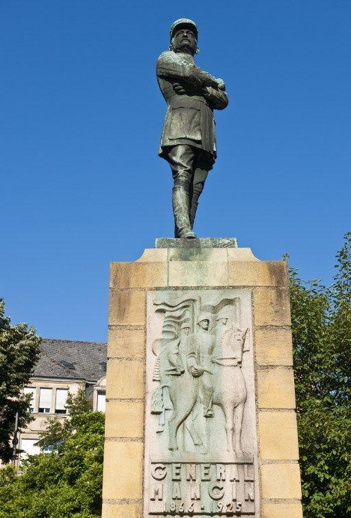Le général Mangin a écrit un livre en 1910 intitulé «la Force noire» vantant l'utilisation de troupes coloniales. (GUIZIOU Franck / hemis.fr / Hemis)