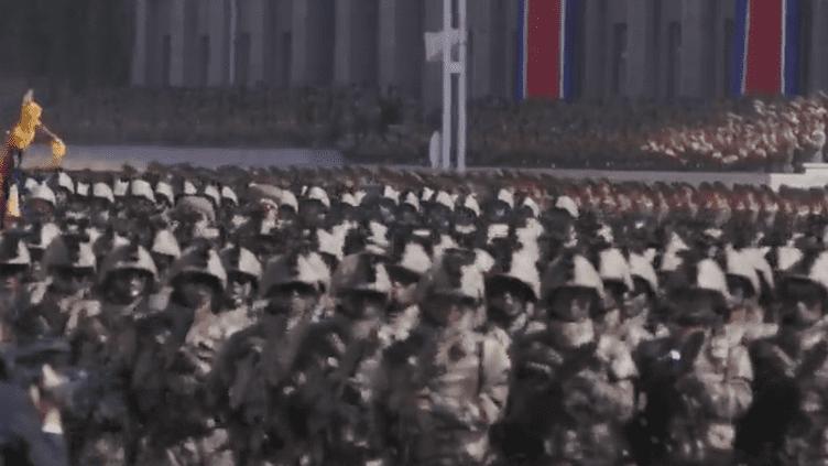 Corée du Nord (France 2)