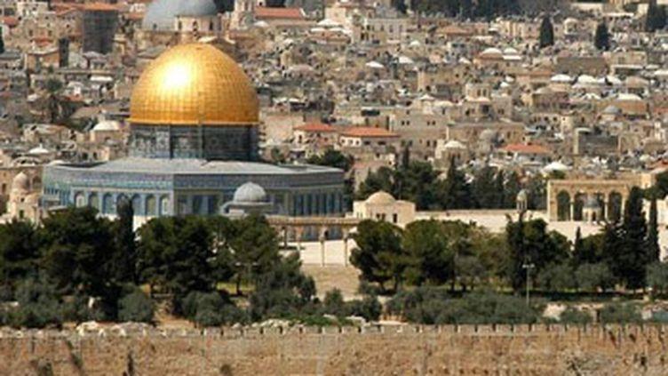 La ville de Jérusalem