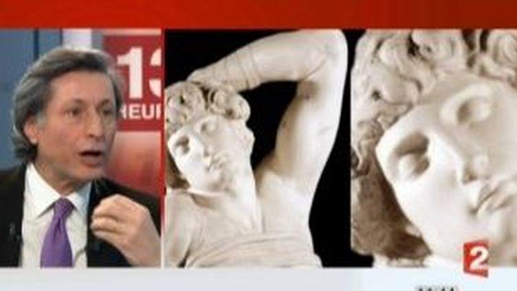 Les plus beaux musées d'Europe de Patrick de Carolis  (Culturebox)