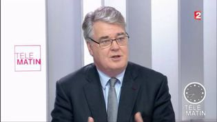 Jean-Paul Delevoye dans les 4 Vérités (France 2)