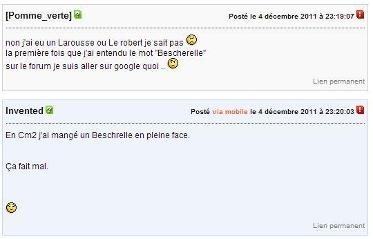 Capture d'écran de messages postés en décembre 2011 sur le forum du site www.jeuxvideo.com. (JEUXVIDEO.COM / FRANCETV INFO)