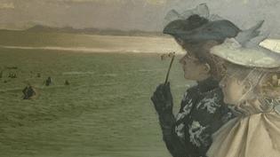 """""""Normandie Impressionniste"""" regarde vers l'avenir avec un nouveau thème en 2016, dédié au portrait  (DR)"""